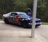 Race Car at Reading Celebration
