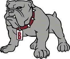 Balfour Bulldog Mascot