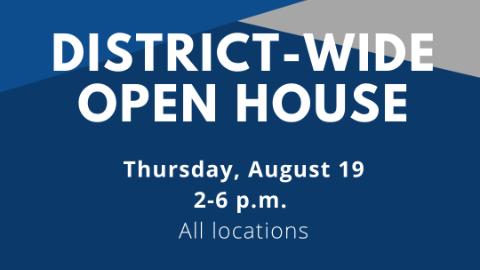 ACS Open House Date Announced