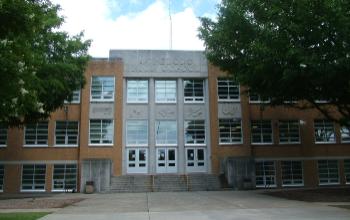 AHS building