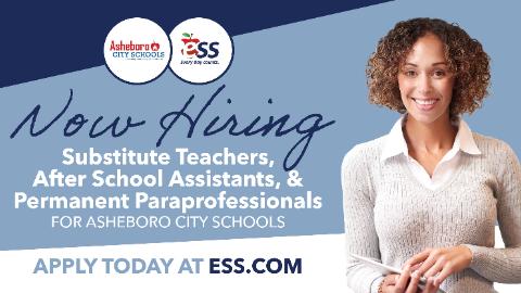 ACS Announces New Partnership to Recruit Substitute Teachers