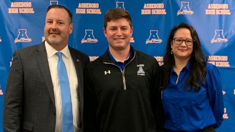 Brewer Named AHS Head Football Coach