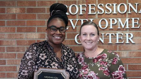 ACS Announces Teacher of the Year