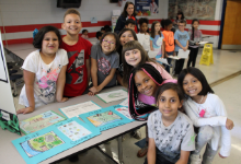 McCrary Elementary Students Recommend Animals for Asia Continent