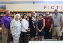 ACS Board Celebrates Dr. Worrell