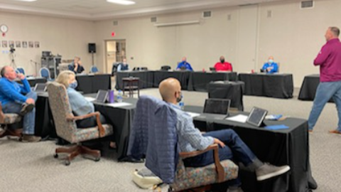 ACS Board of Education Annual Winter Retreat Focuses on Innovation