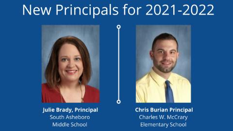 ACS Announces Administrative Leadership Changes