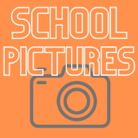 School pictures icon