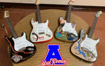 Custom-made guitars!