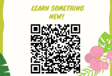 Summer Reading QR Code