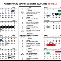 2020-21 ACS Calendar Preview