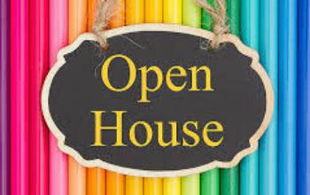 open house for school