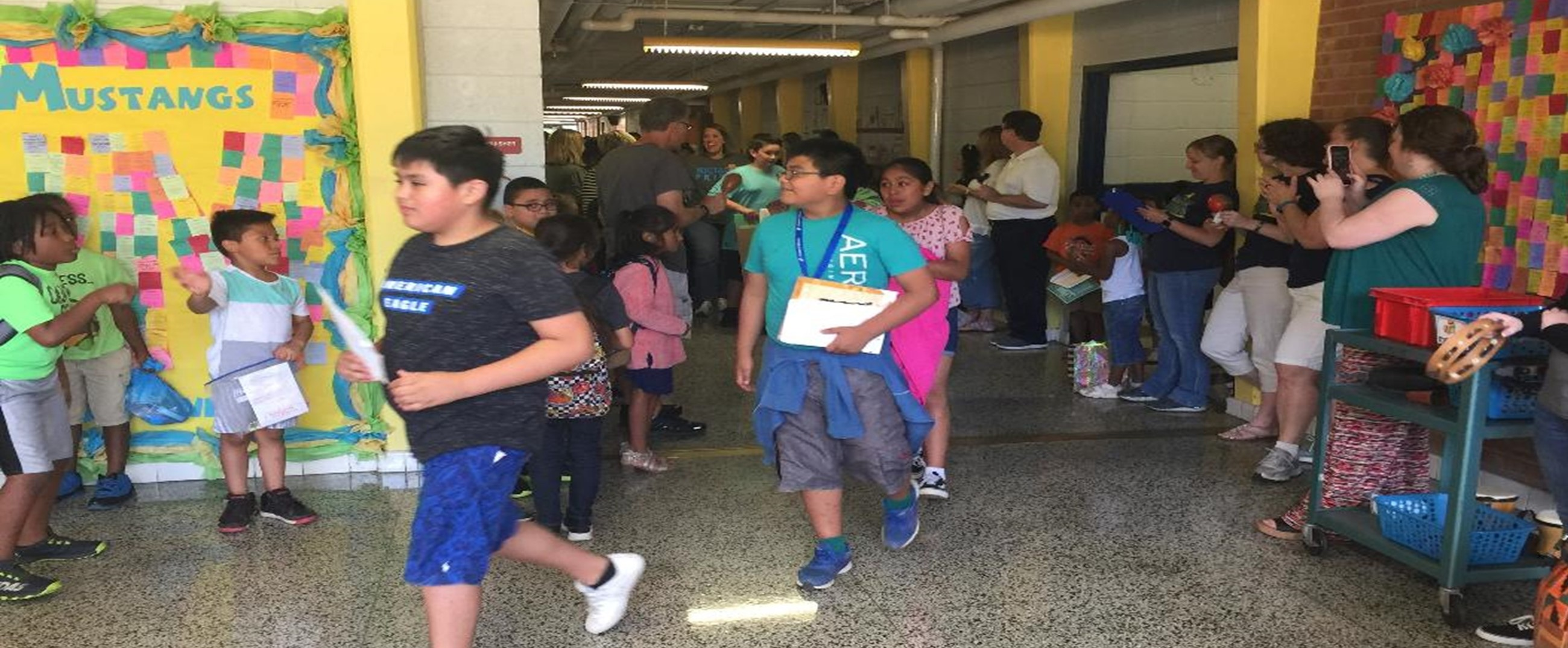 CWM Farewell Fifth Graders Last day