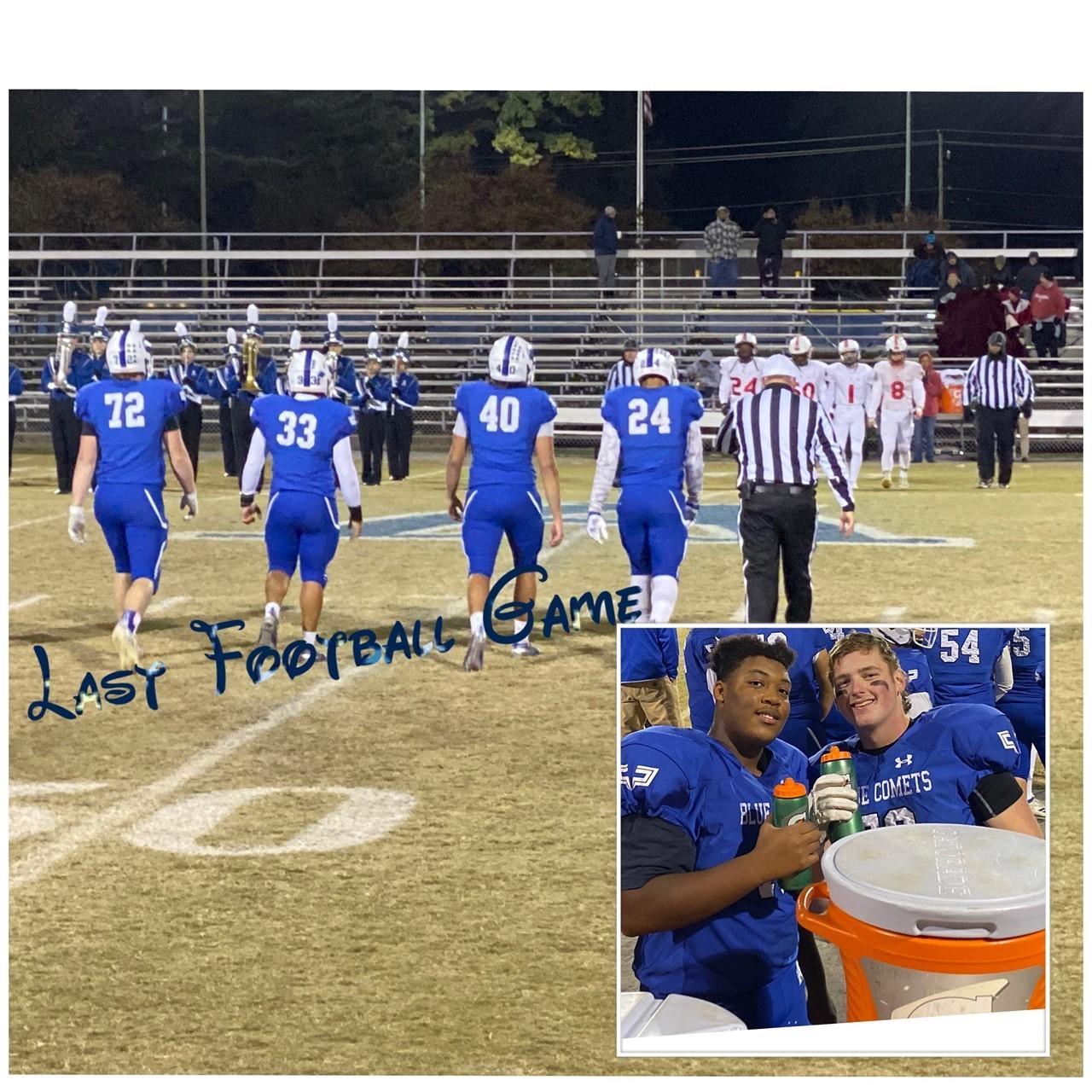 Last Football Game