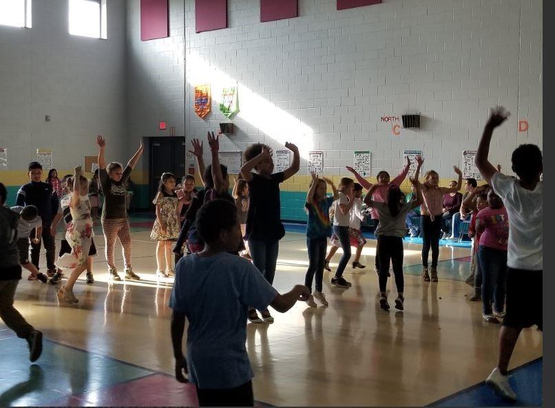 PTO Spring Dance