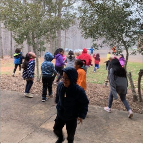 reading challenge with extra recess