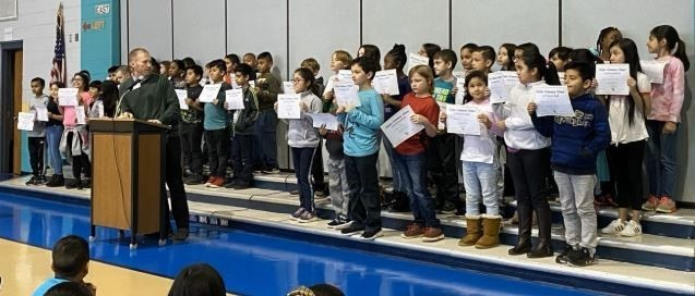 3-5 Awards Assembly