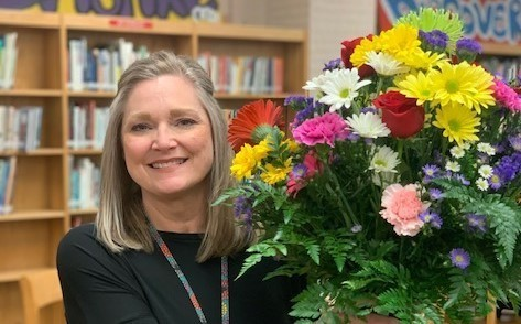 Congratulations to our AHS Teacher of the Year, Julie Langdon