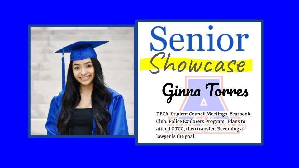 Senior Showcase Ginna Torres