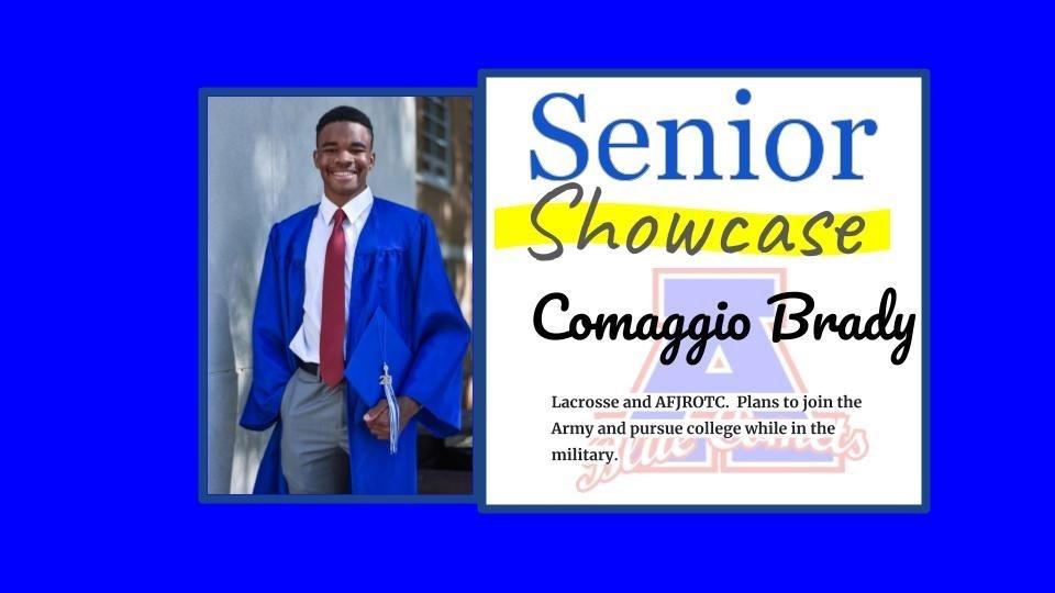 Senior Showcase Comaggio Brady