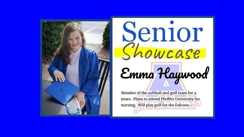 Senior Showcase Emma Haywood