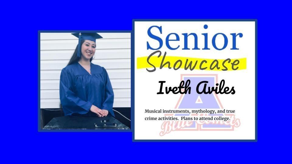Senior Showcase Iveth Aviles