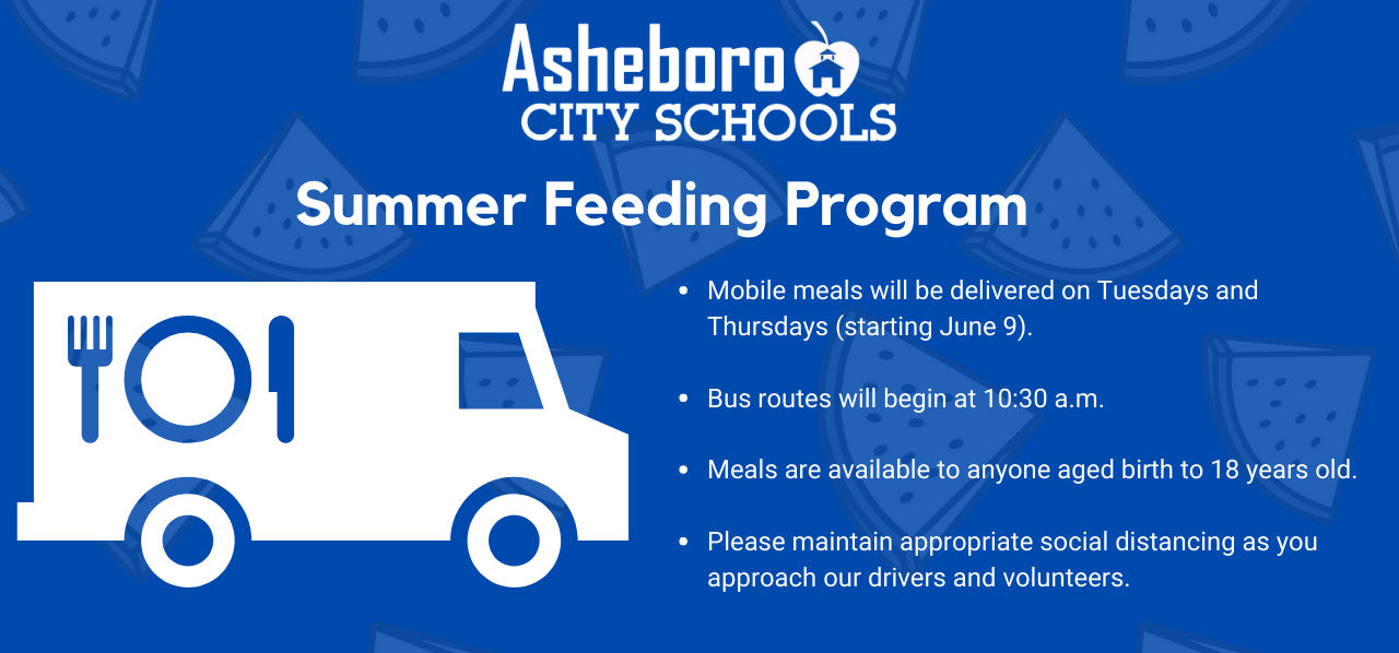 Summer Feeding Program 2020