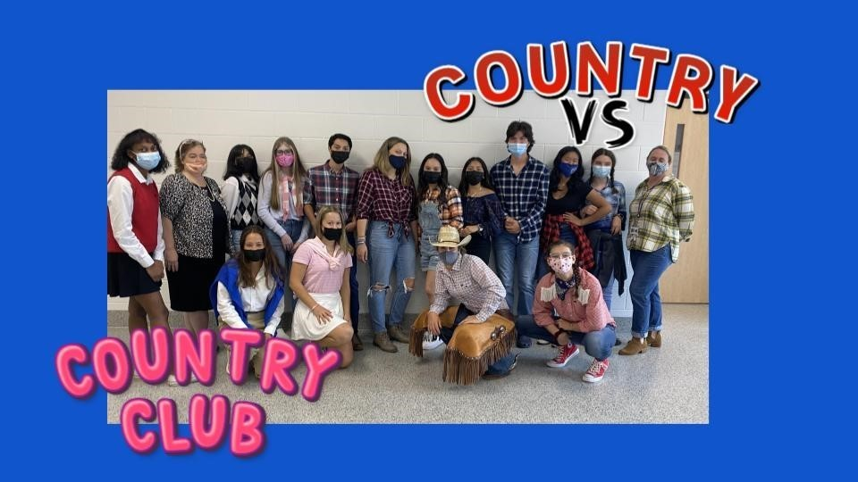 Spirit Week: Country vs Country Club