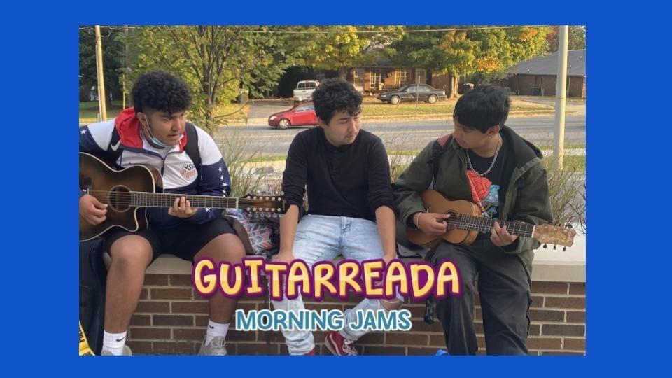 Guitarreada - Morning Jams