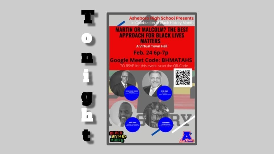 Black History Month Guest Speakers