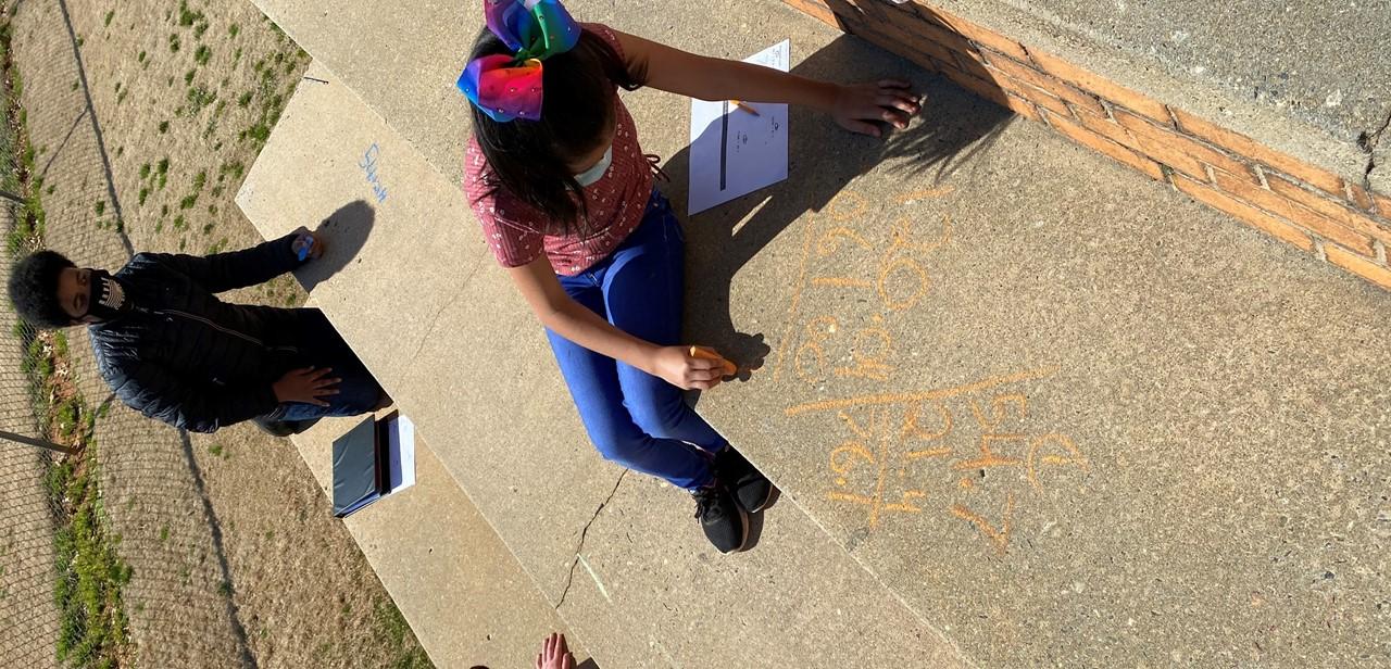 6th Grade Math Outside