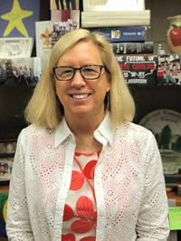 Photo of NAMS Principal Ms. Call
